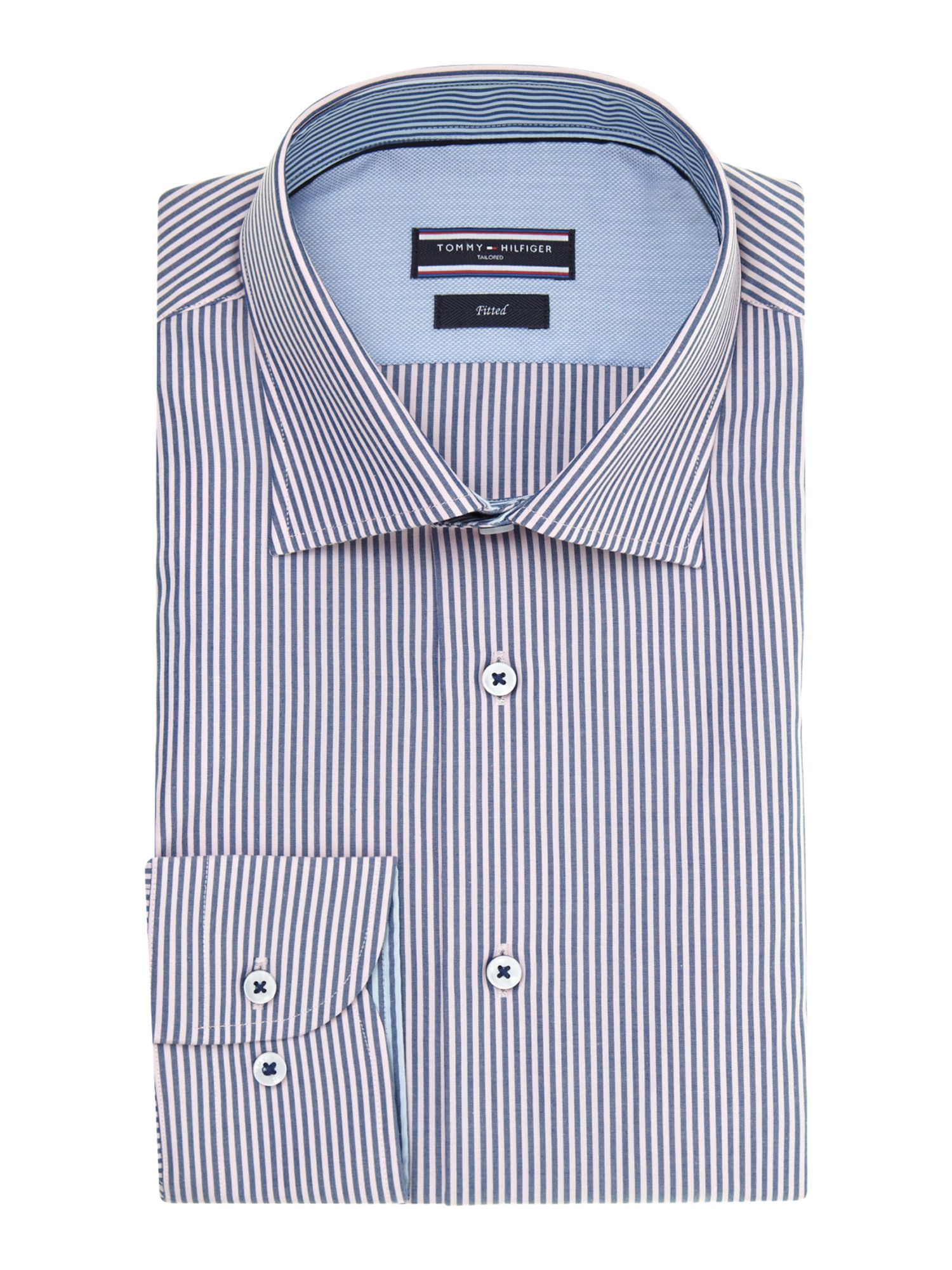 Jonny stripe slim fit shirt