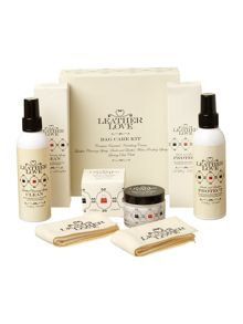 Leather Love Bag care gift set