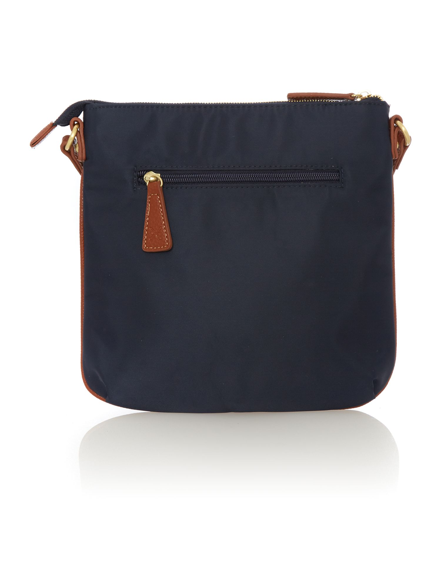Ashleigh navy cross body bag