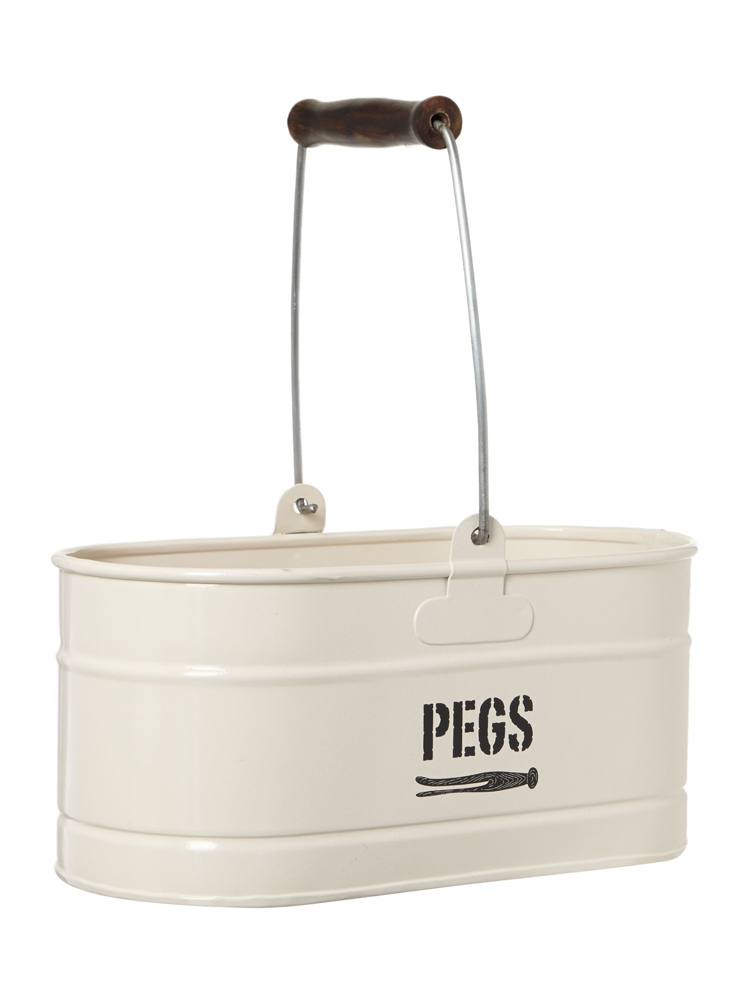 Pegs caddy