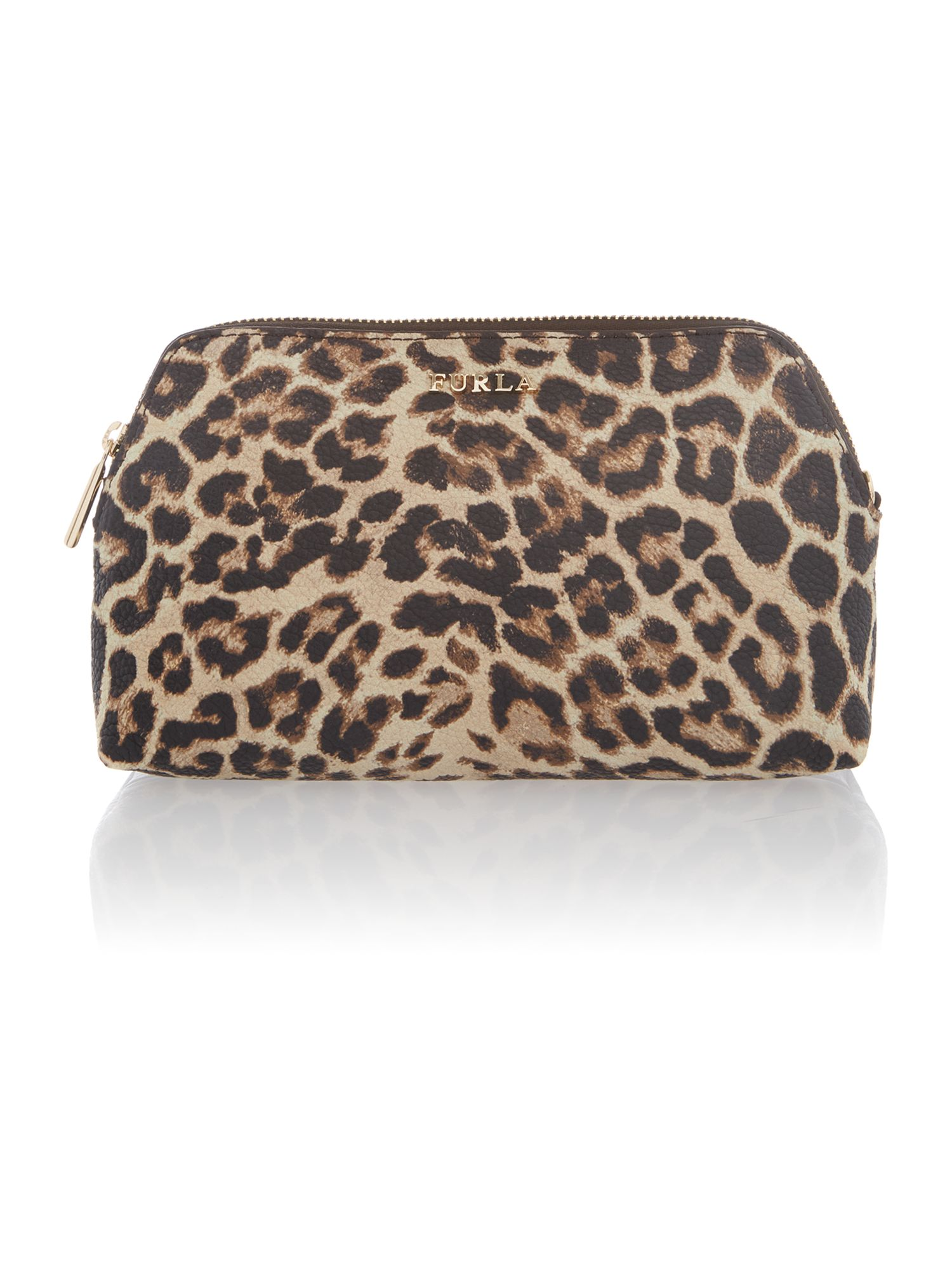 Isabelle small multicoloured clutch bag