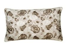 Rosa cushion boudoir cushion  neutral