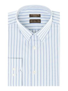 Montone soft stripe shirt