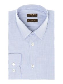 Corsivo Cormor small check shirt
