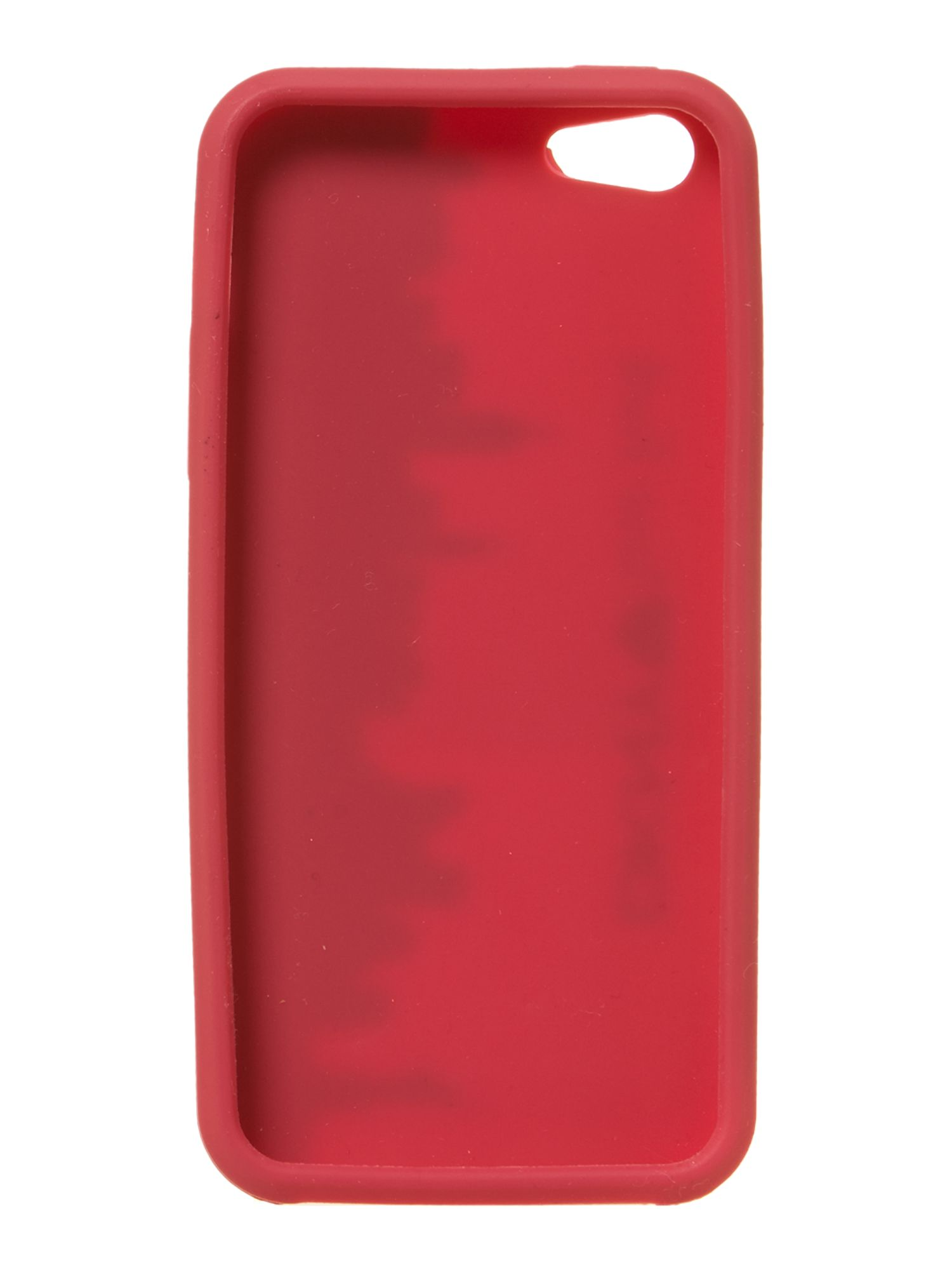 Pink iPhone 5 phone case