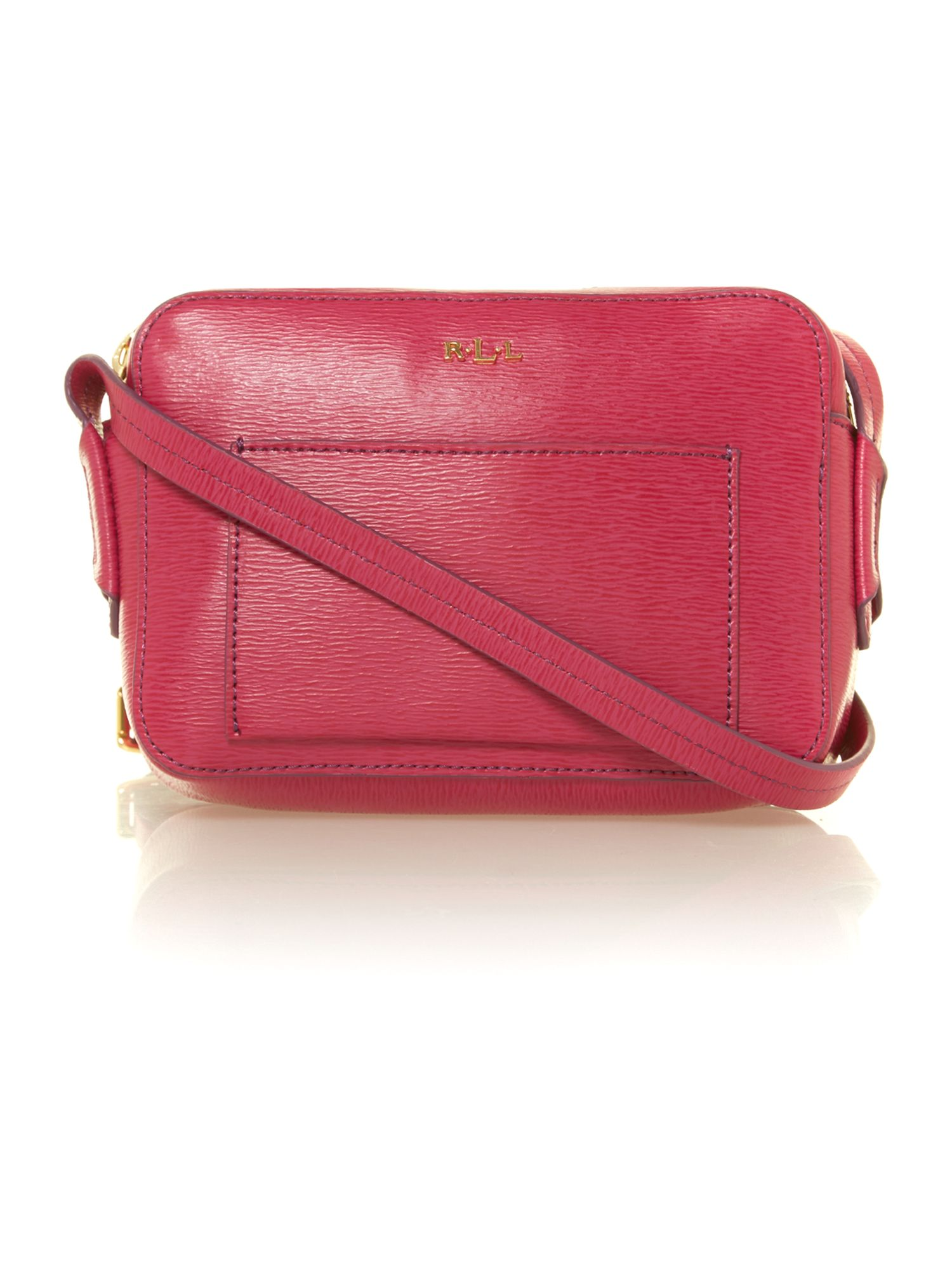 Tate pink mini crossbody bag
