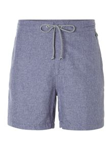 Chambray swim short