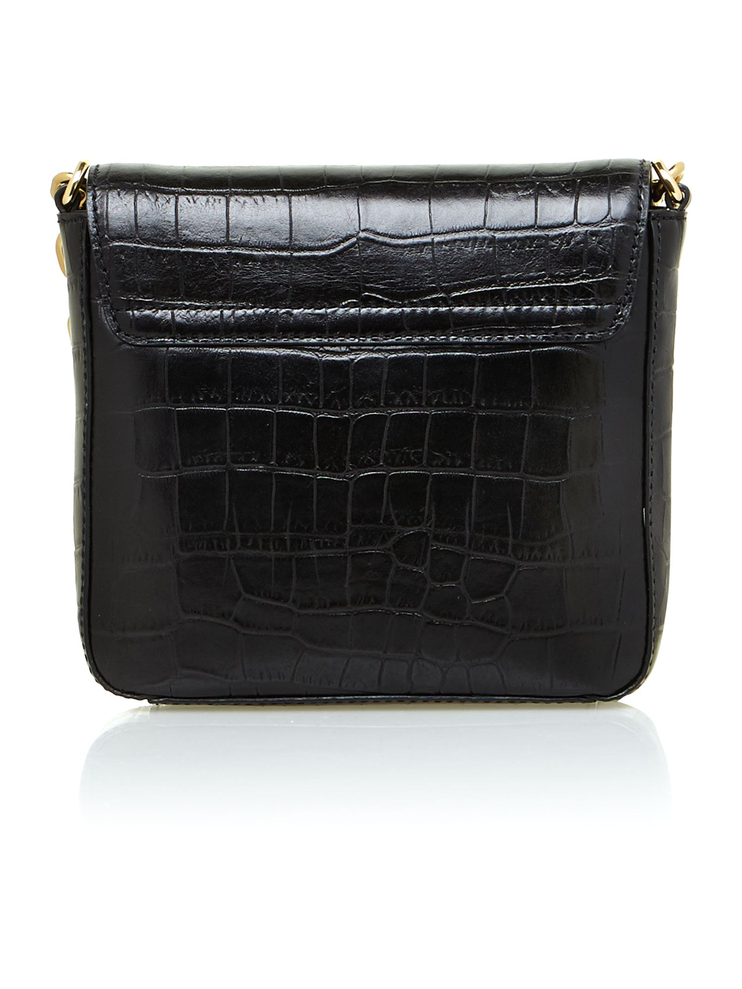 Lanesborough black small crossbrody bag
