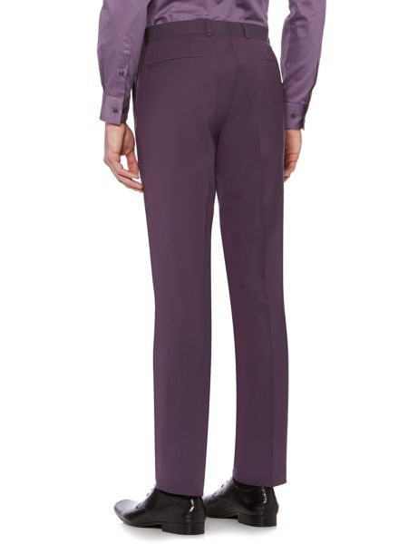 Kenneth Cole Norwalk slim trousers with jet pockets