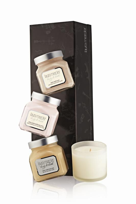 Body & Bath Luxe Quartet Ambre Vanillé