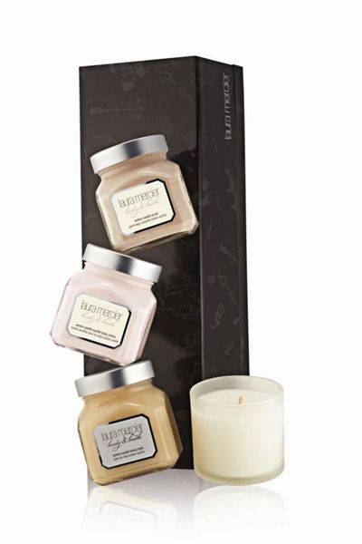 Laura Mercier Body & Bath Luxe Quartet Ambre Vanillé