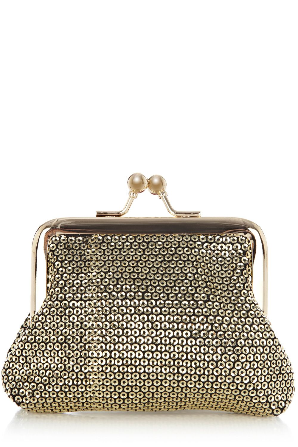 Bobble Clutch