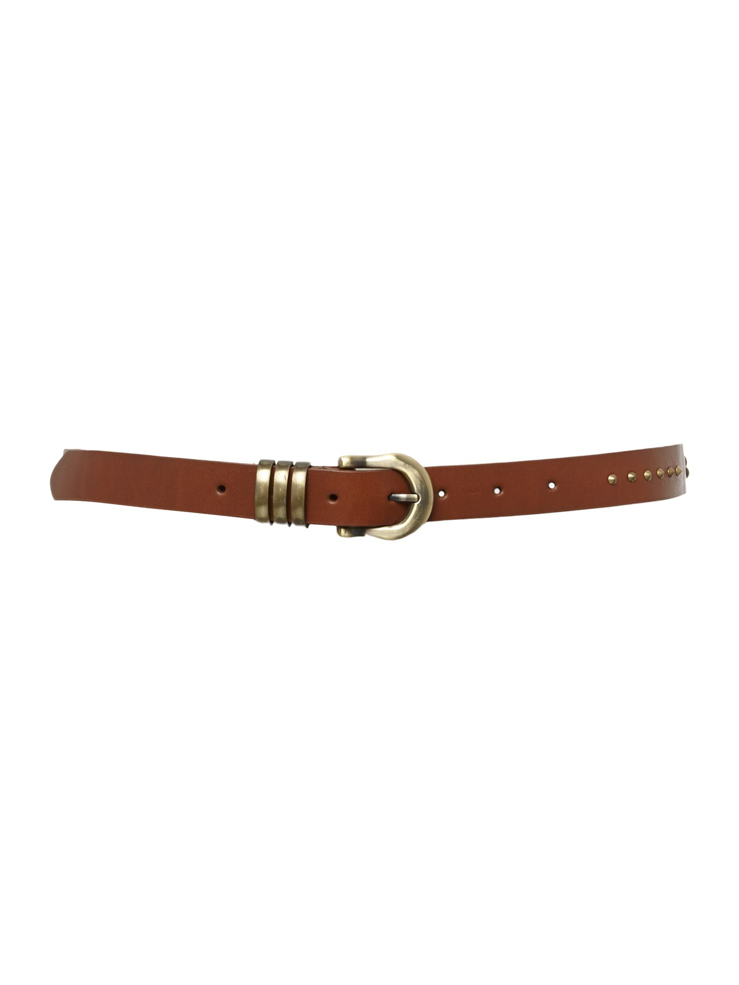 Selina tan belt