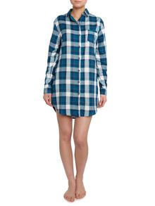Viv check nightshirt