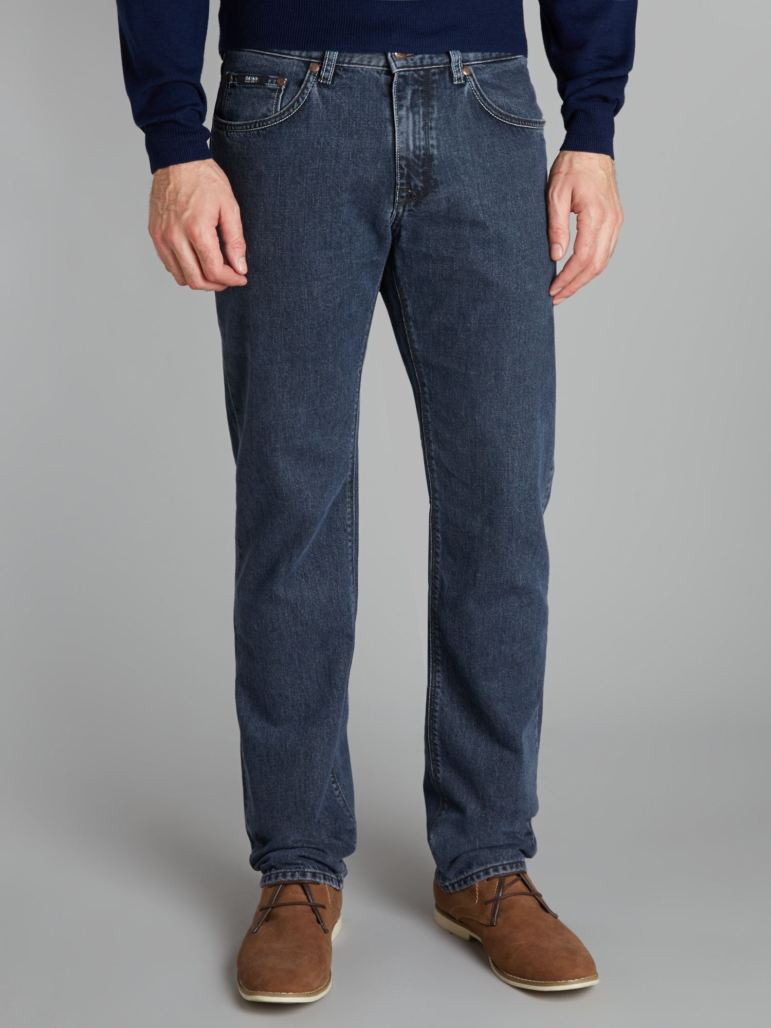 Maine regular straight jean