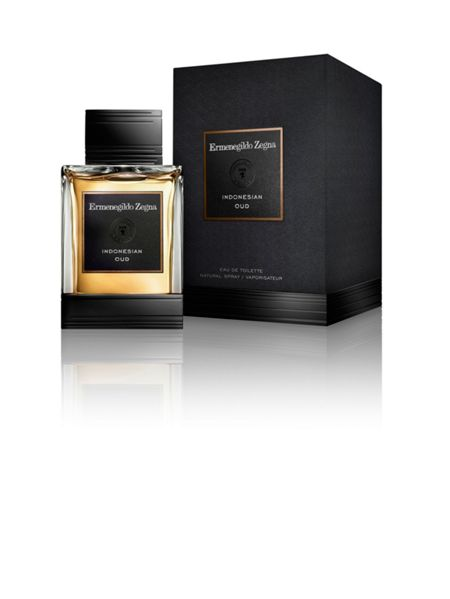 Ermenegildo Zegna Indonesian Oud 125ml
