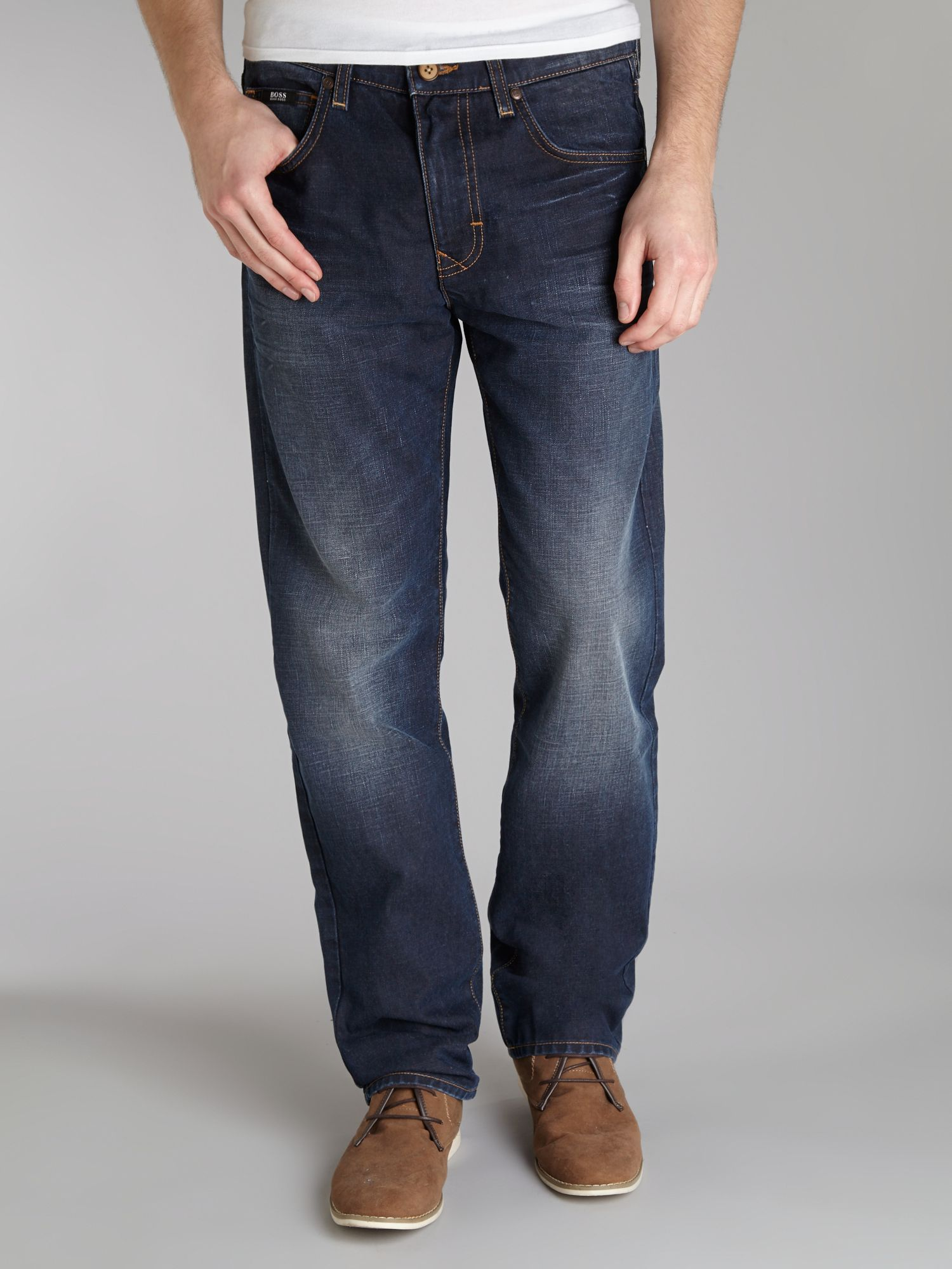 Kansas washed jean