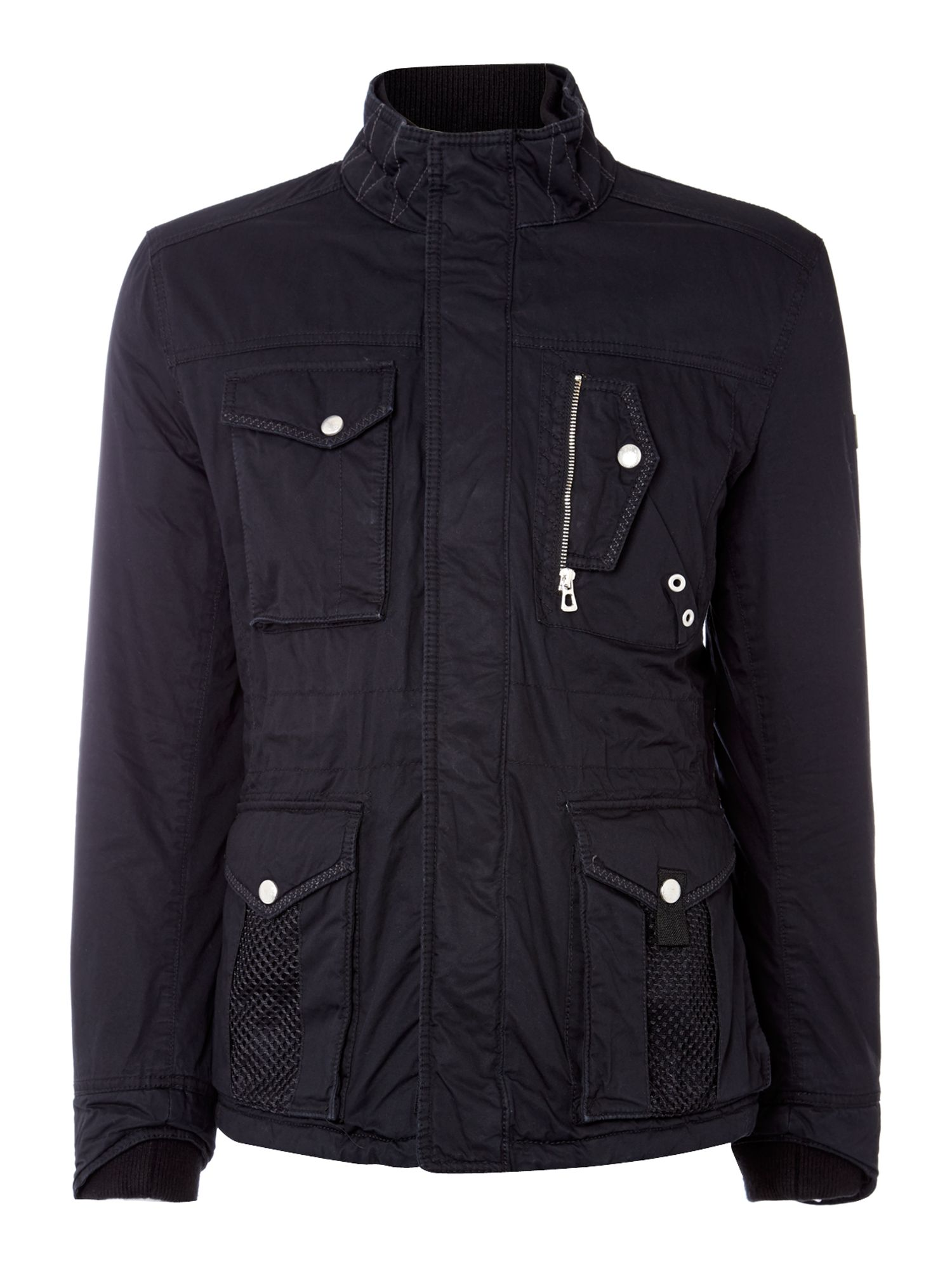 Four pocket field jacket