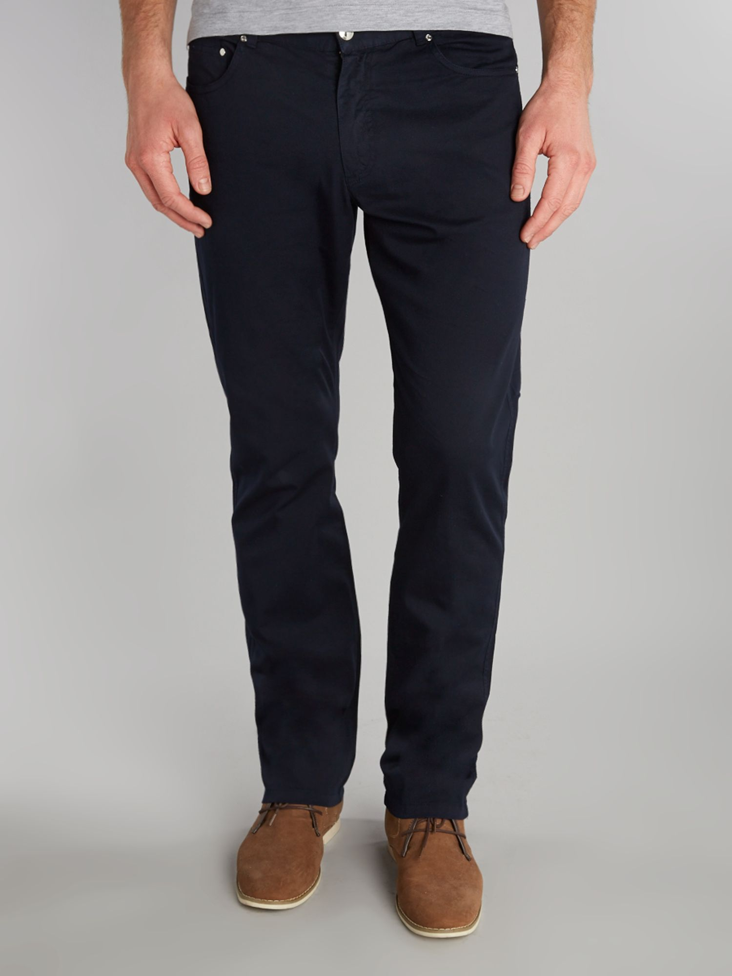 Classic regular fit chinos