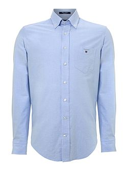 Men's Gant Classic Oxford Long Sleeve Shirt