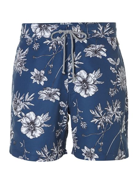 Linea Floral swim short