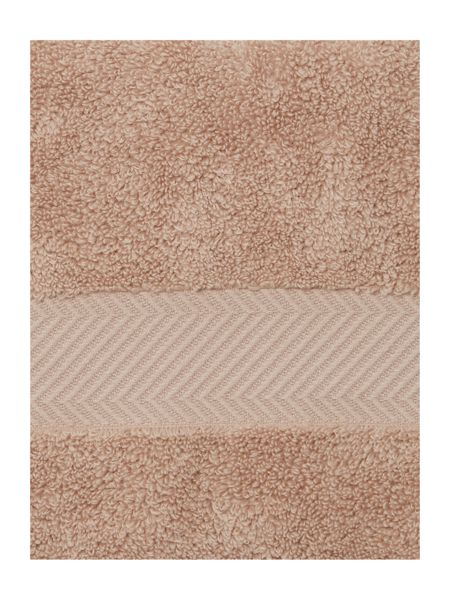 Luxury Hotel Collection Hand Towel in Mushroom