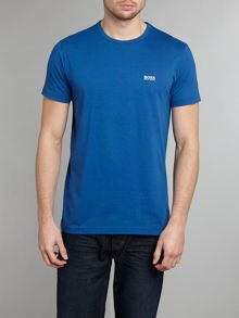 Hugo Boss Regular Fit Crew Neck Logo T-Shirt