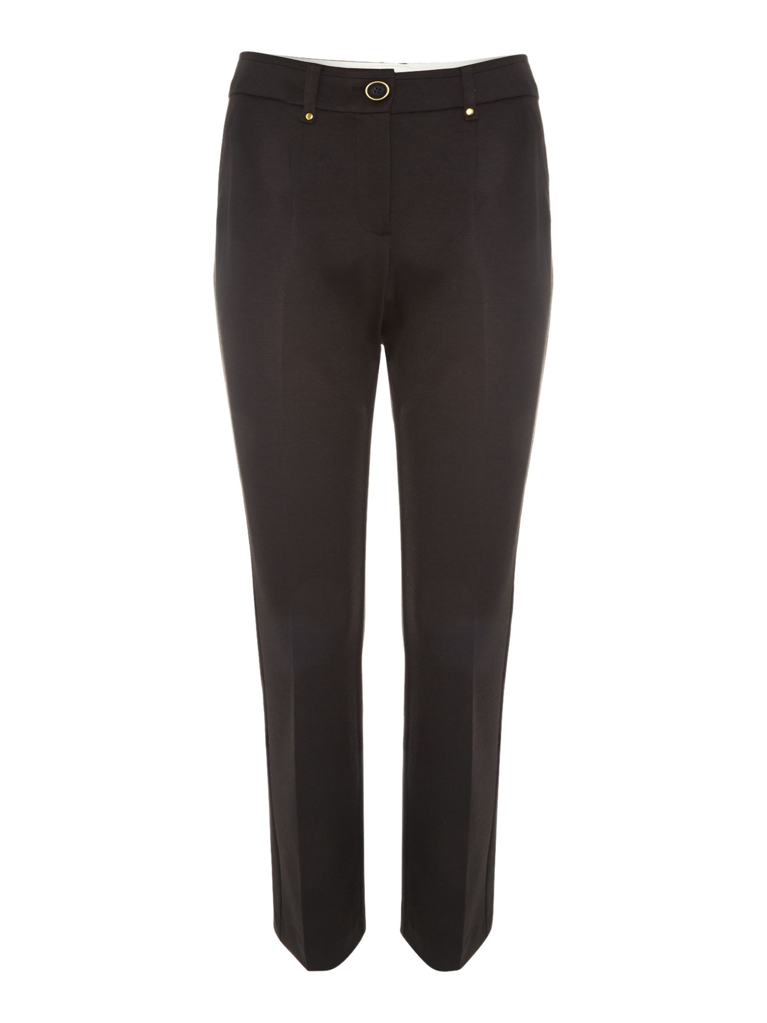 Pippa ponte trouser narrow