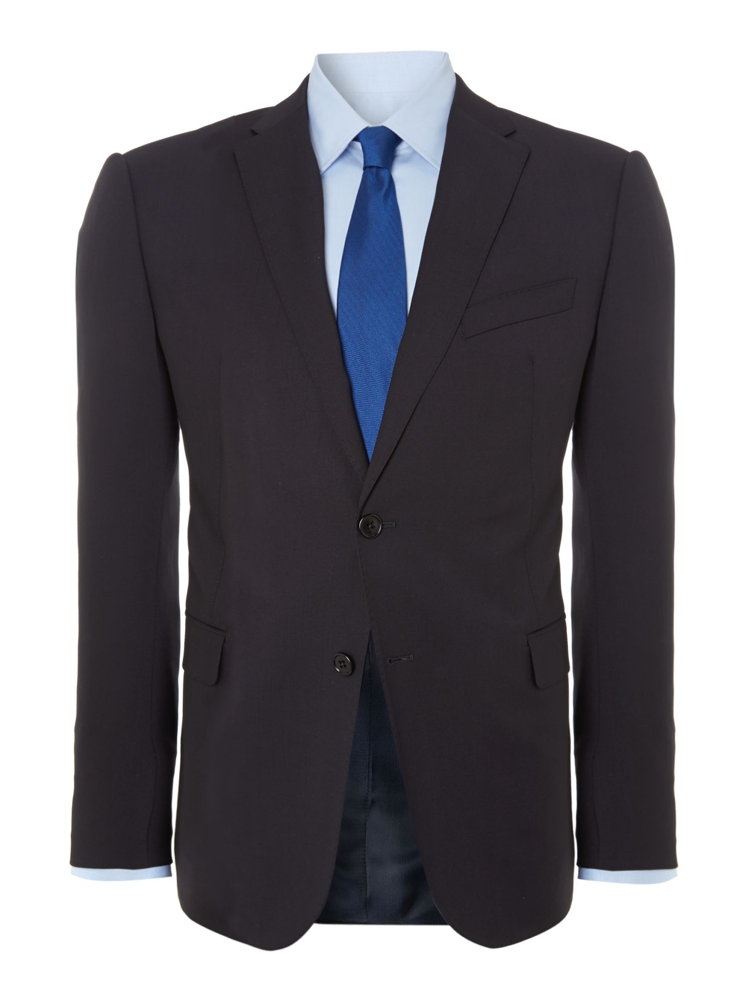 Metro slim fit suit