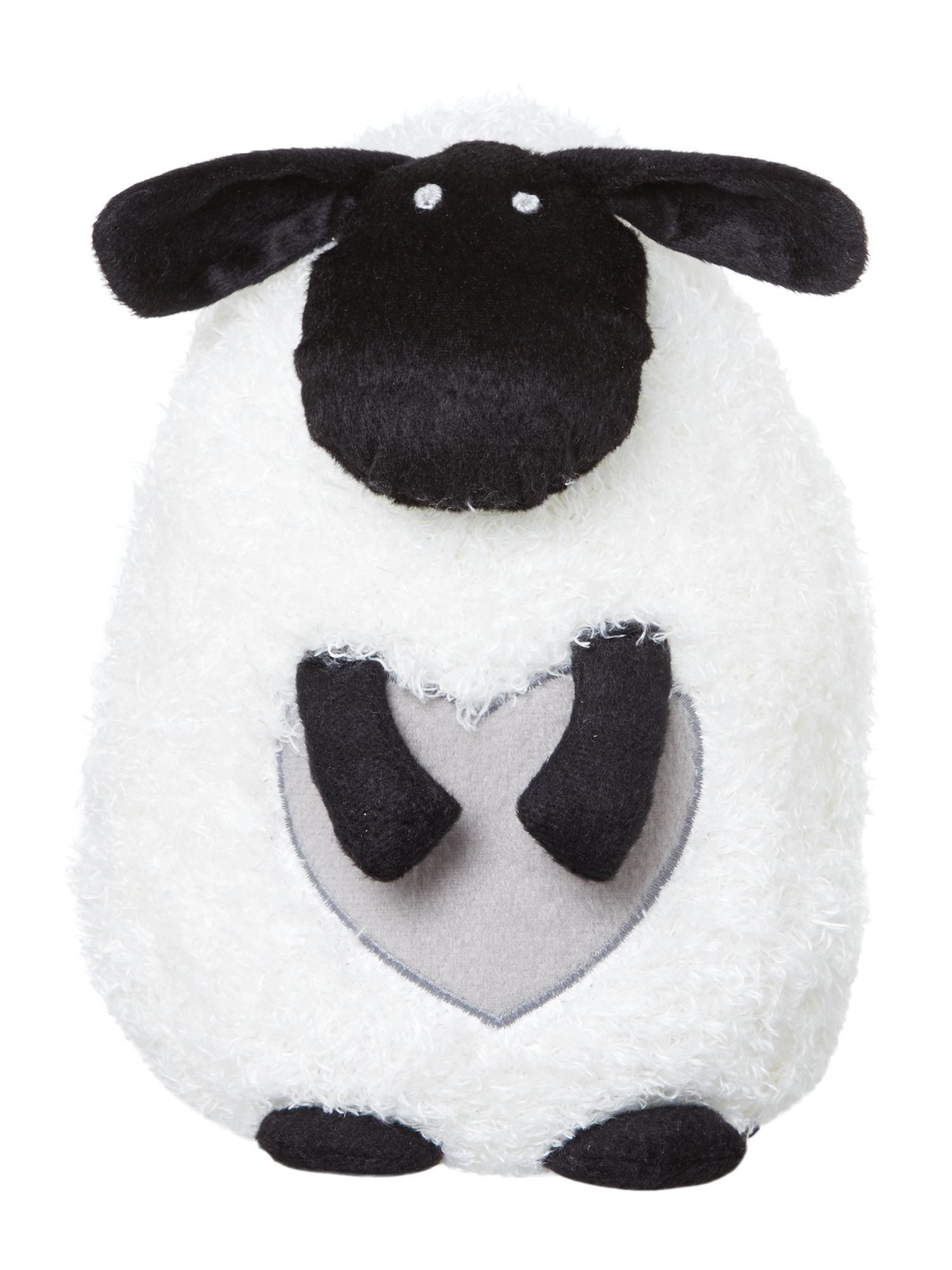 Sherman the Sheep doorstop