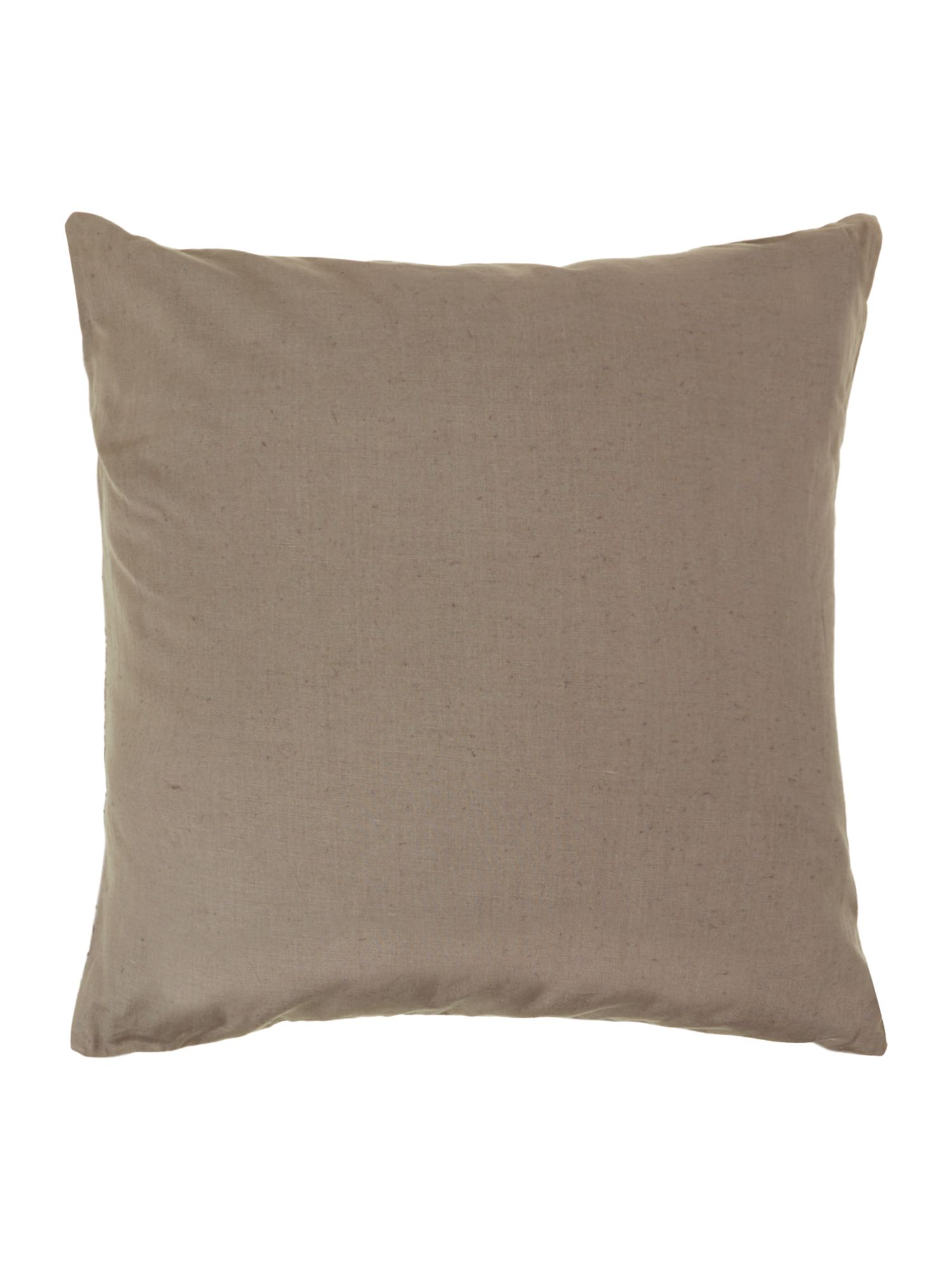 Oversized french cushion