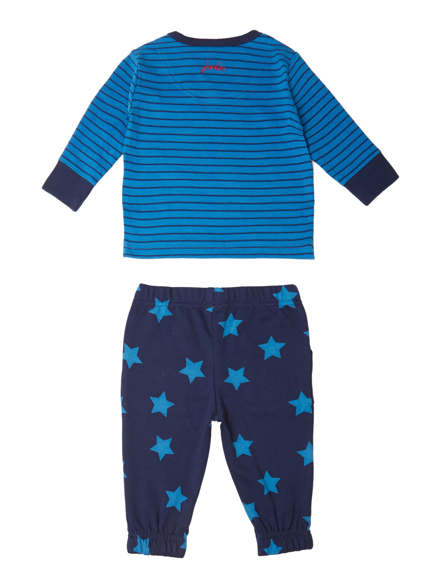 Boy`s cow print set