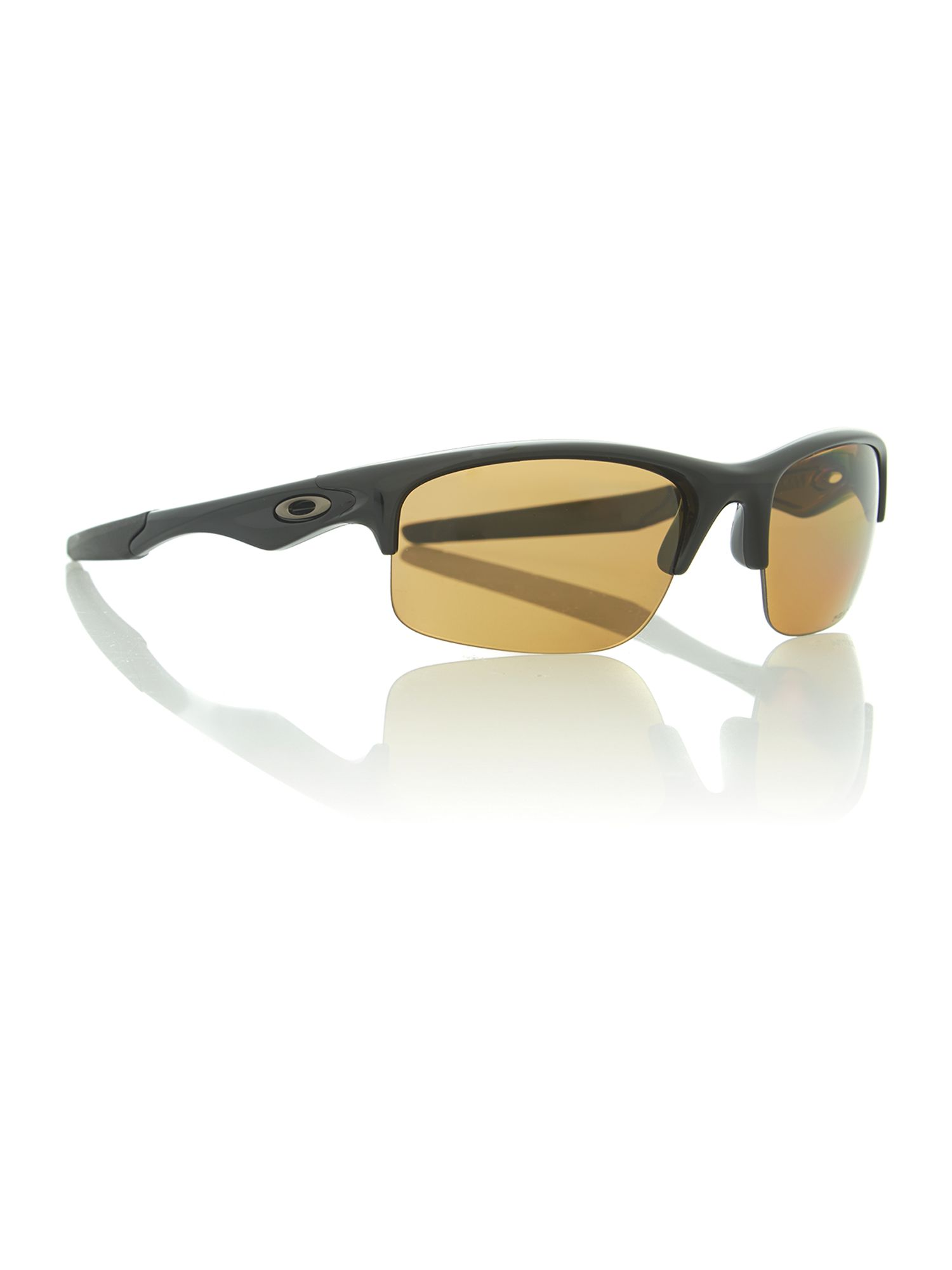 Mens Polished Black Bottle Rocket Sunglasses