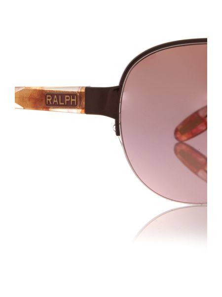 Ralph Women`s pilot sunglasses