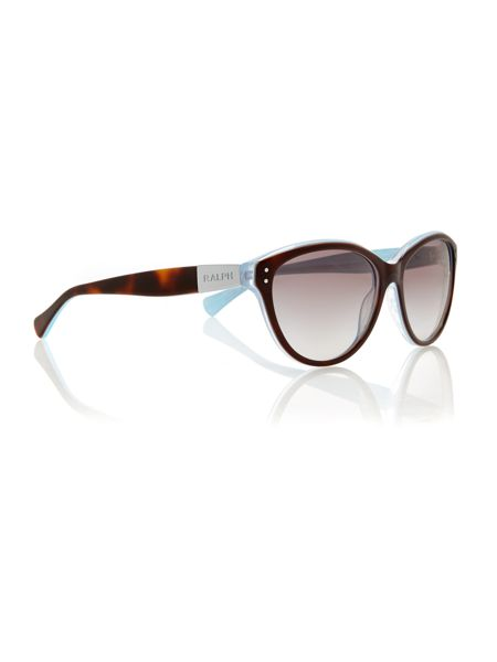 Ralph Women`s cat eye sunglasses