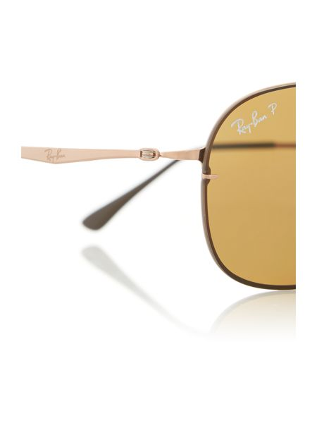 Ray-Ban Men`s rb8052 sunglasses
