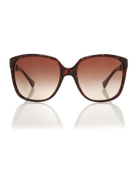 Ralph Women`s square sunglasses