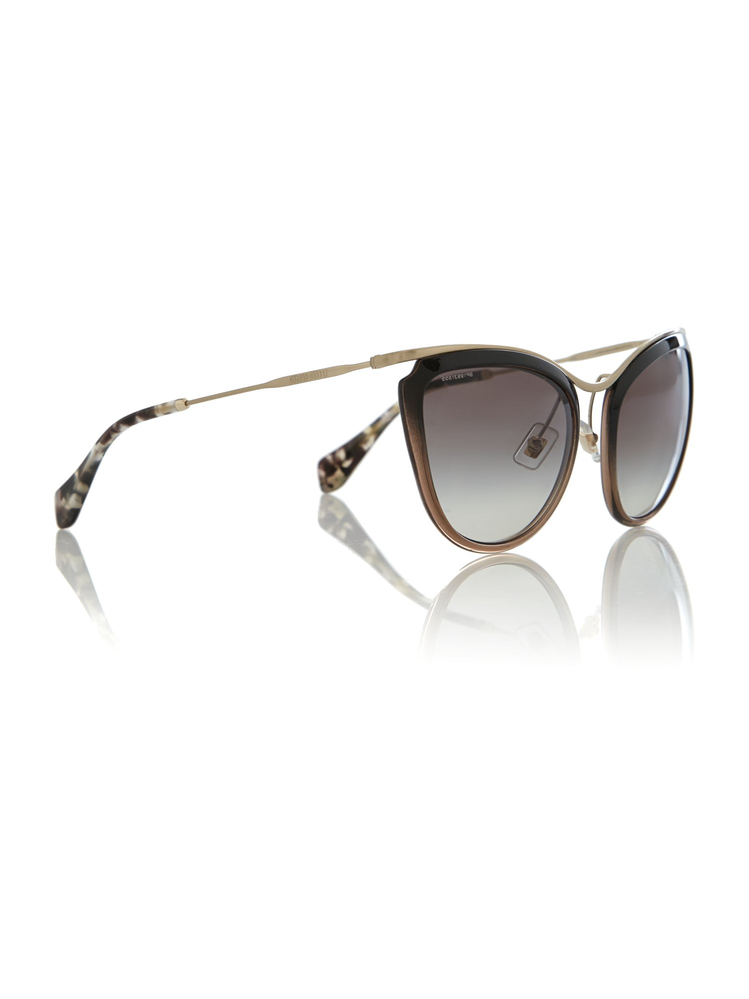 Ladies 0mu 51ps sunglasses