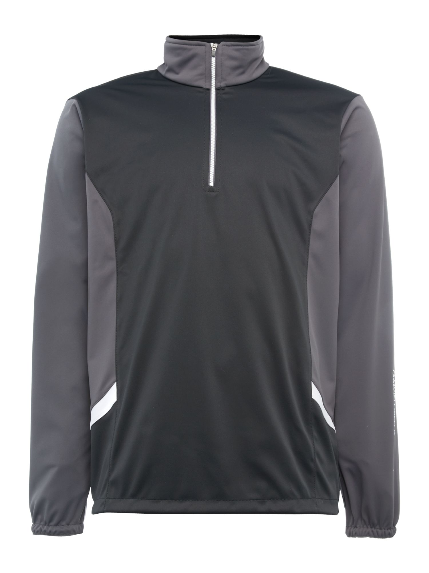 Brett half zip windstopper