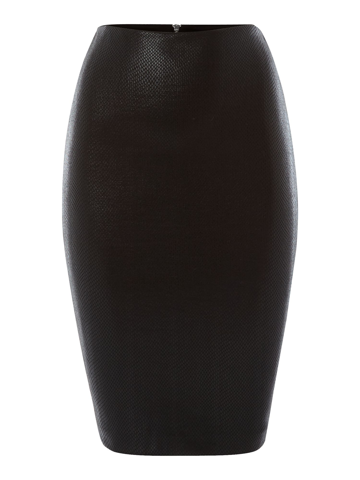 Luxe Pencil Skirt