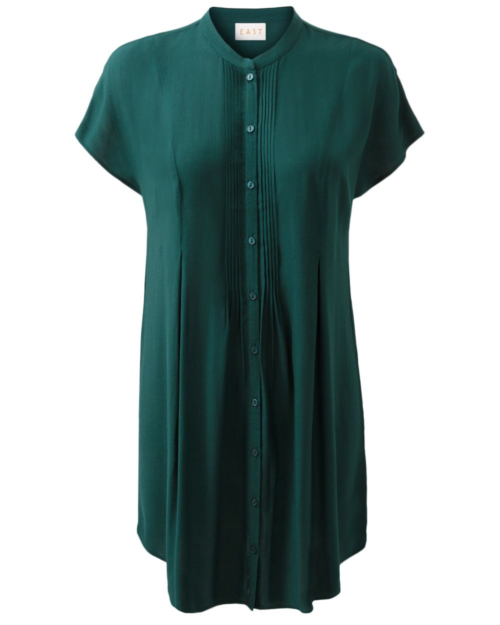 Pleat detail tunic