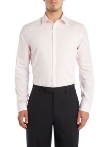 Byard slim fit small collared shirt