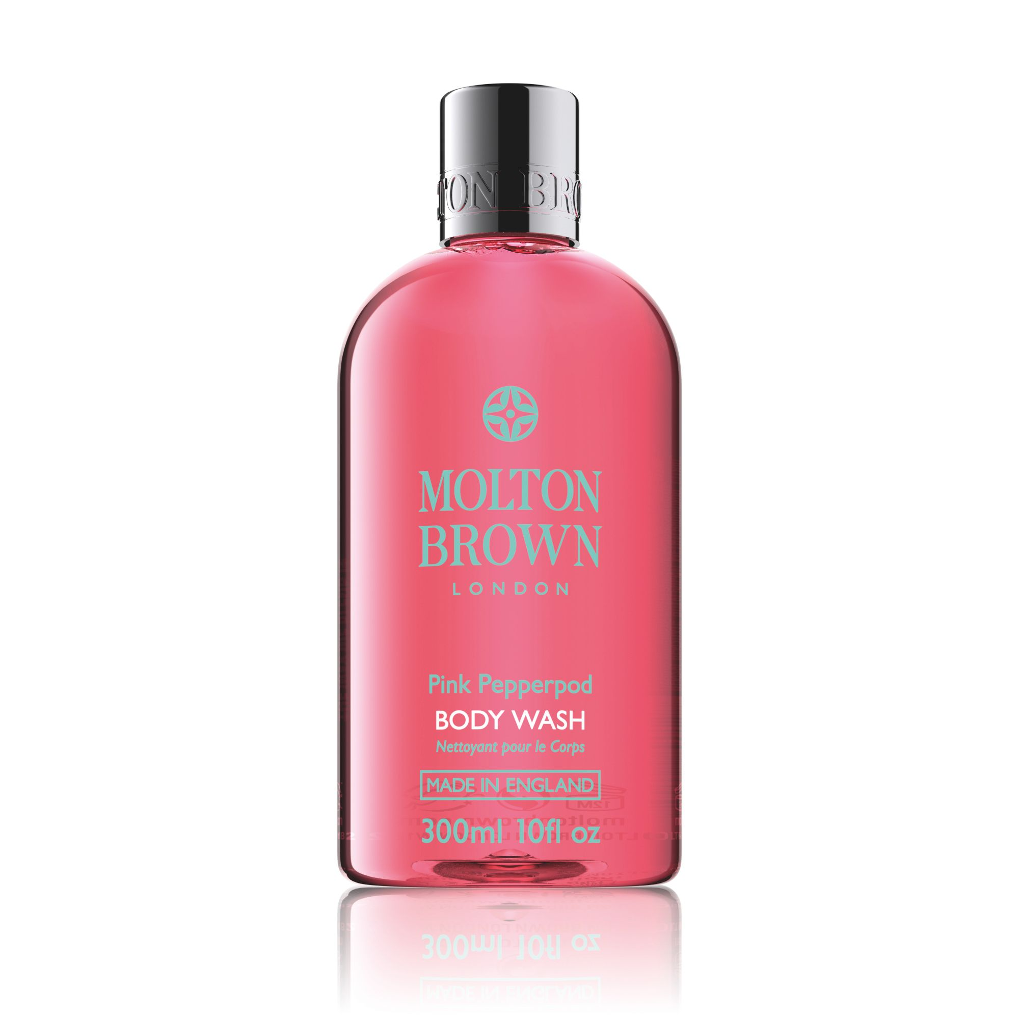 Pink Pepperpod BODY WASH