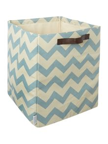 Fabric storage bag large