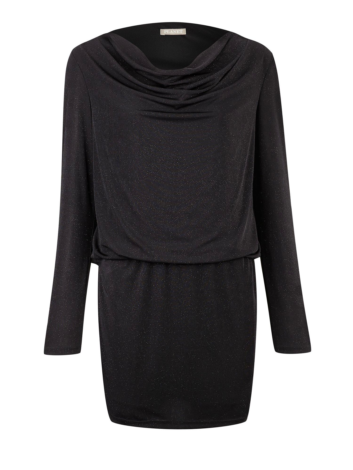 Fit and drape tunic