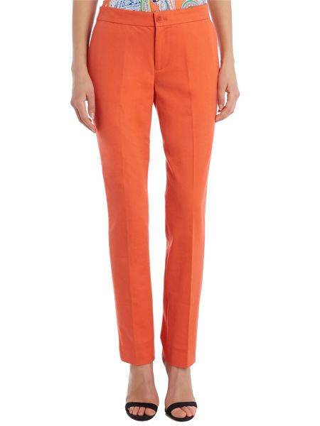 Lauren Ralph Lauren Skinny ankle length trousers