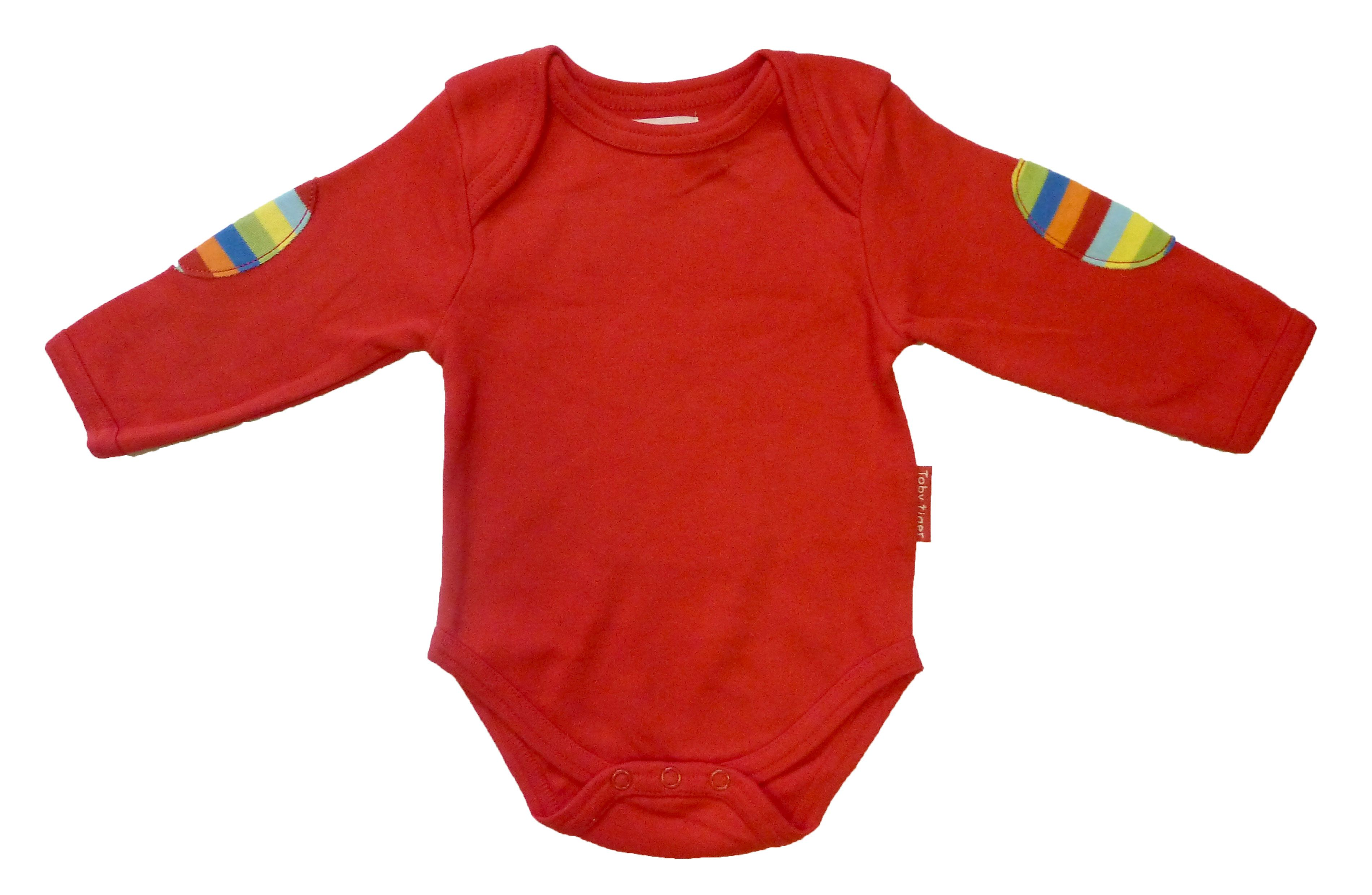 Baby`s organic cotton baby t-shirt pack multi