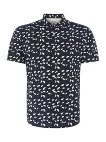 ltd chrylser fan printed short sleeve shirt