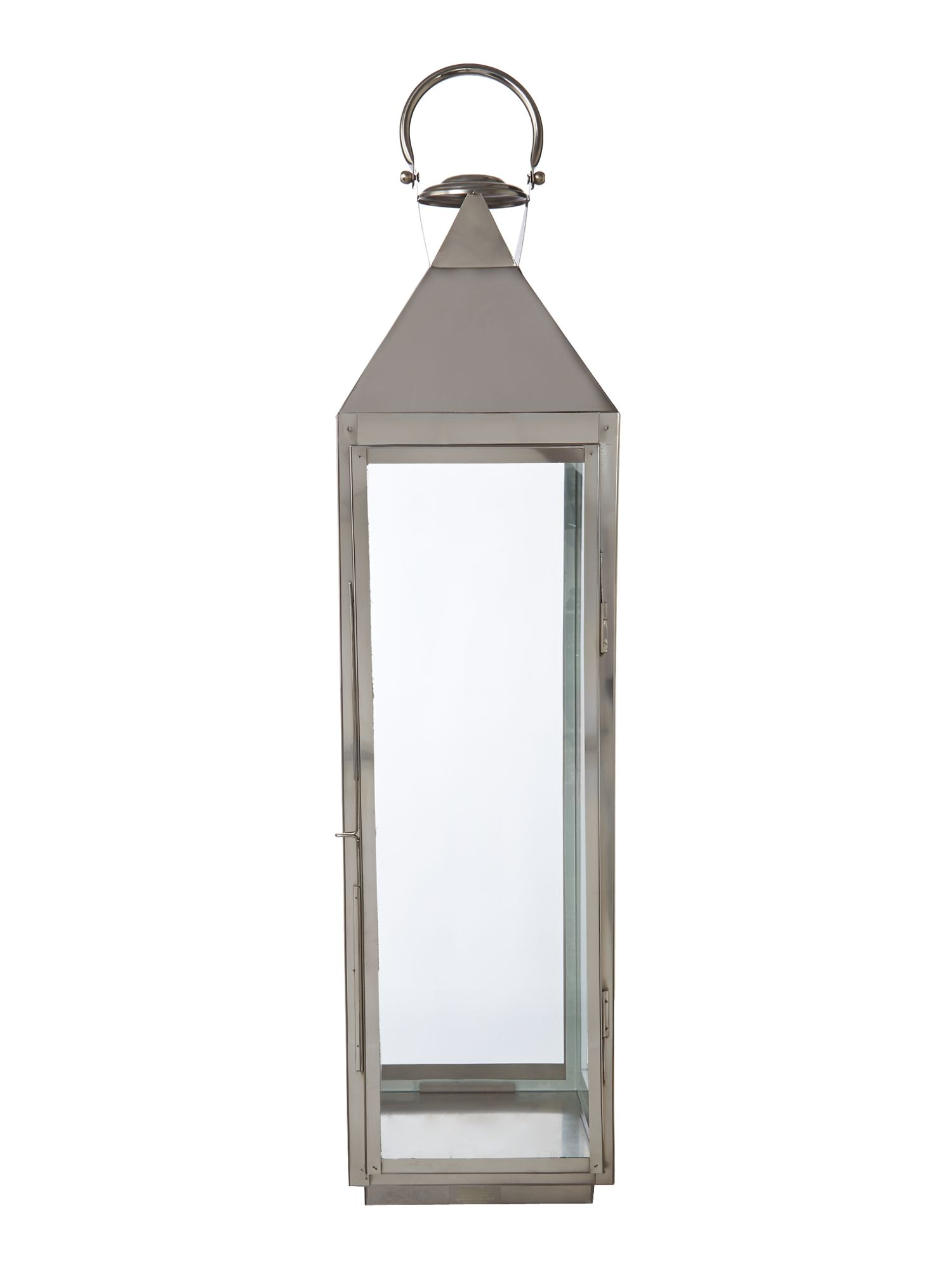 Hurricane lamp, large