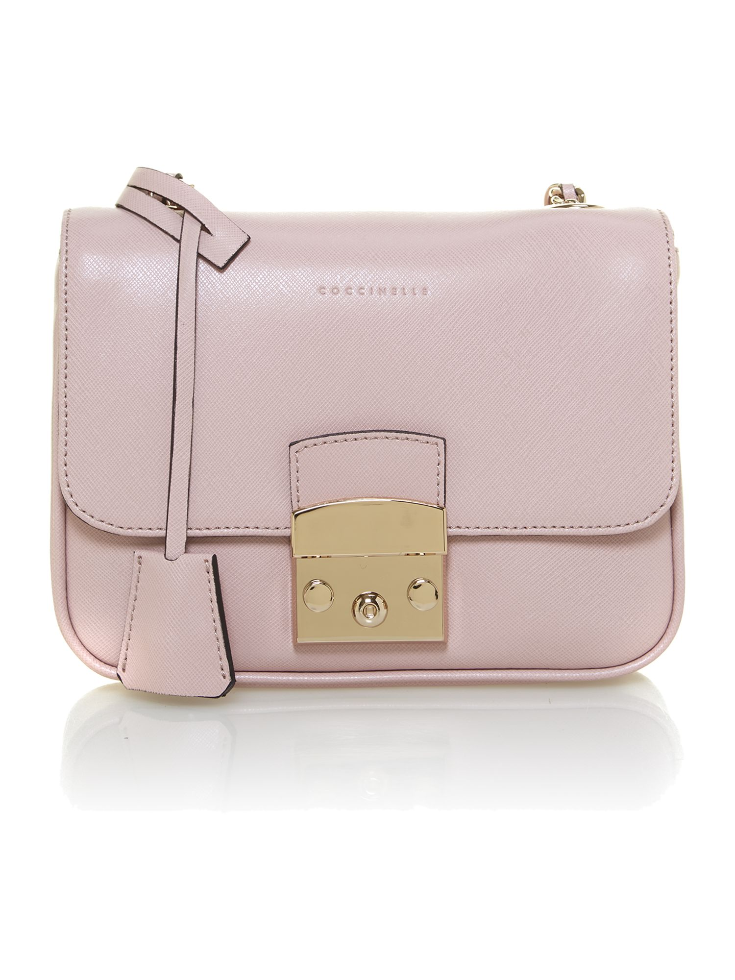 Margo pink small shoulder bag